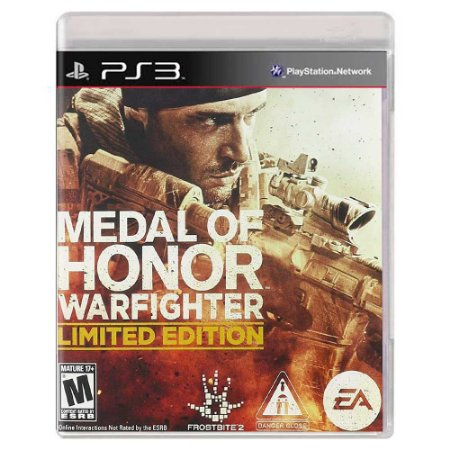 Medal of Honor: Warfighter (Usado) - PS3