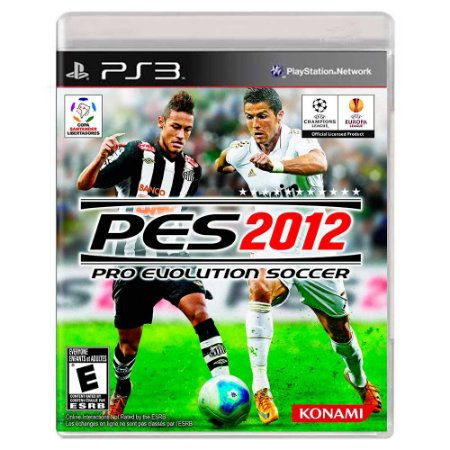 Pro Evolution Soccer 2012 (Usado) - PS3