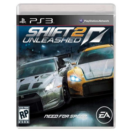 Need for Speed Shift 2 Unleashed (Usado) - PS3
