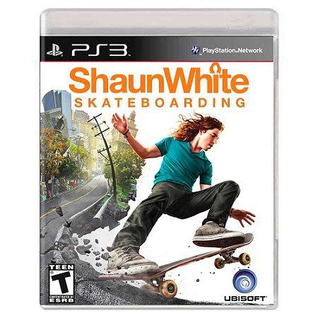 Shaun White Skateboarding (Usado) - PS3