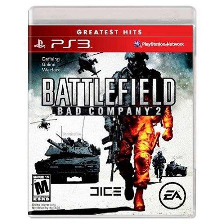 Battlefield: Bad Company 2 (Usado) - PS3