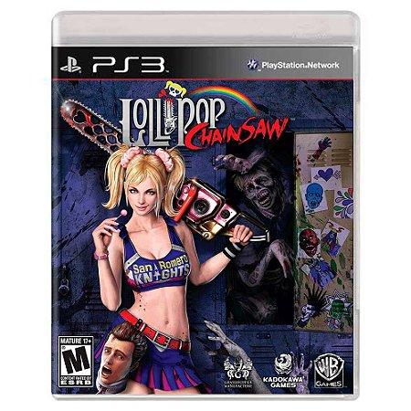 Lollipop Chainsaw (Usado) - PS3