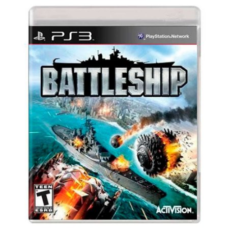 Battleship (Usado) - PS3