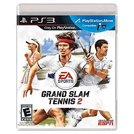 Grand Slam Tennis 2 (Usado) - PS3