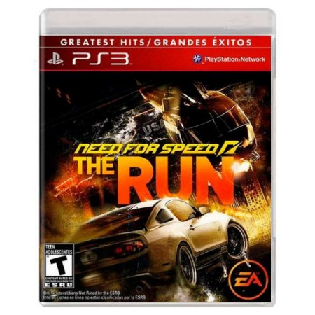 Need for Speed: The Run (Usado) - PS3