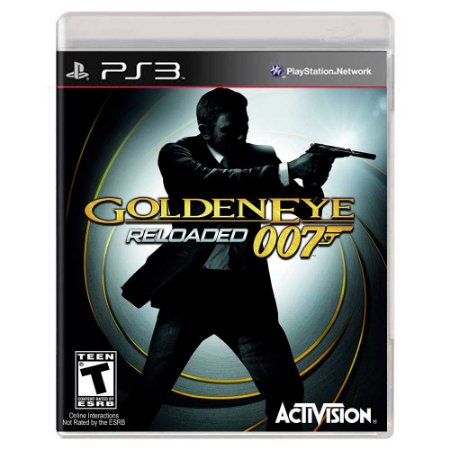 GoldenEye 007: Reloaded (Usado) - PS3