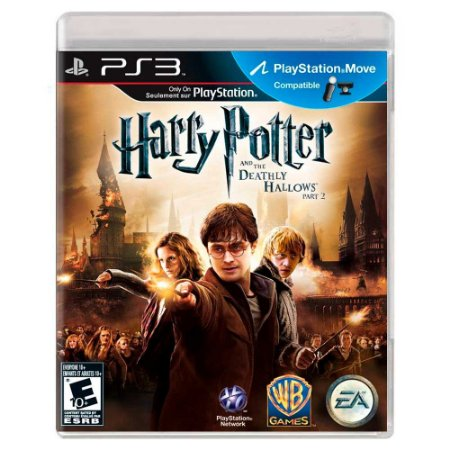 Harry Potter and The Deathly Hallows - Part 2 (Usado) - PS3