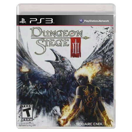 Dungeon Siege III (Usado) - PS3