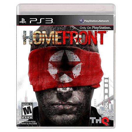 Homefront (Usado) - PS3