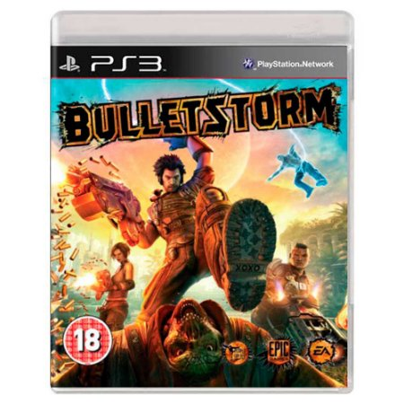Bulletstorm (Usado) - PS3