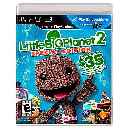 LittleBigPlanet 2 (Usado) - PS3