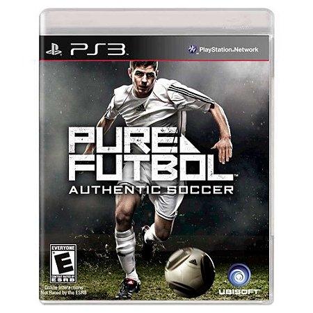 Pure Futbol (Usado) - PS3