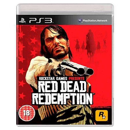 Red Dead Redemption (Usado) - PS3
