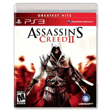 Assassin's Creed II (Usado) - PS3