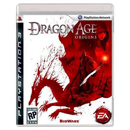 Dragon Age Origins (Usado) - PS3