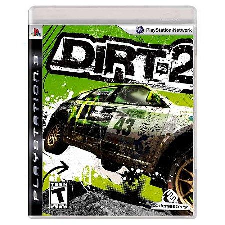 Dirt 2 (Usado) - PS3