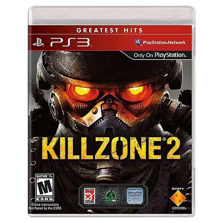 Killzone 2 (Usado) - PS3