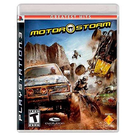 Motorstorm (Usado) - PS3