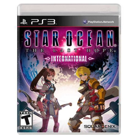 Star Ocean: The Last Hope International (Usado) - PS3