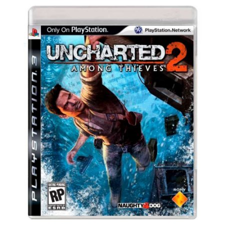 Uncharted 2: Among Thieves (Usado) - PS3