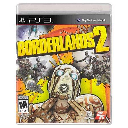 Borderlands 2 (Usado) - PS3