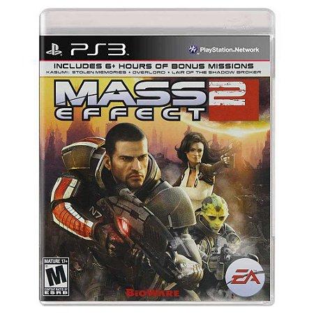 Mass Effect 2 (Usado) - PS3