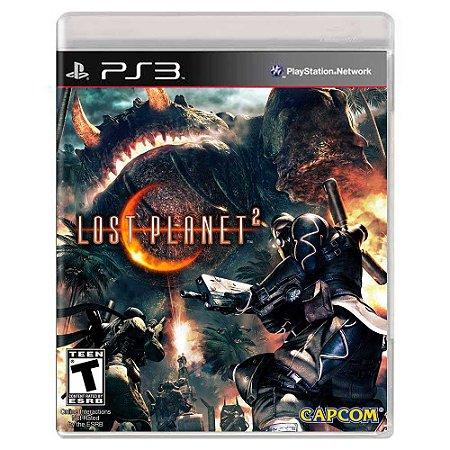 Lost Planet 2 (Usado) - PS3