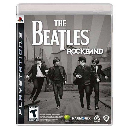 The Beatles: Rock Band (Usado) - PS3