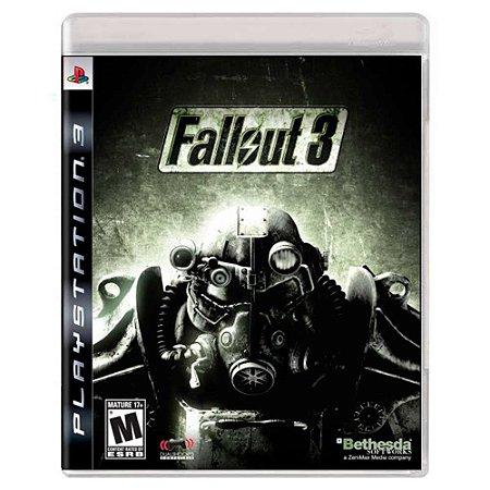 Fallout 3 (Usado) - PS3