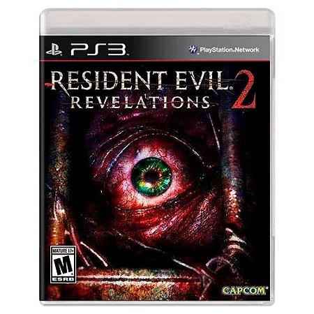 Resident Evil Revelations 2 (Usado) - PS3
