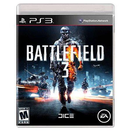 Battlefield 3 (Usado) - PS3