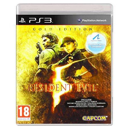 Resident Evil 5: Gold Edition (Usado) - PS3