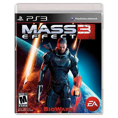 Mass Effect 3 (Usado) - PS3