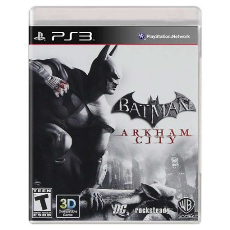 Batman: Arkham City (Usado) - PS3