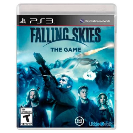 Falling Skies: The Game (Usado) - PS3