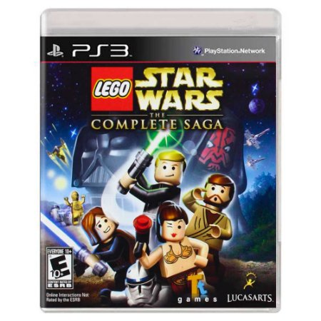 Lego Star Wars: The Complete Saga (Usado) - PS3