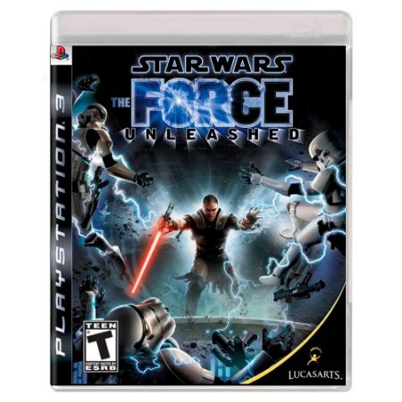 Star Wars: The Force Unleashed (Usado) - PS3
