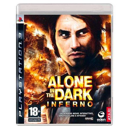 Alone in the Dark: Inferno (Usado) - PS3