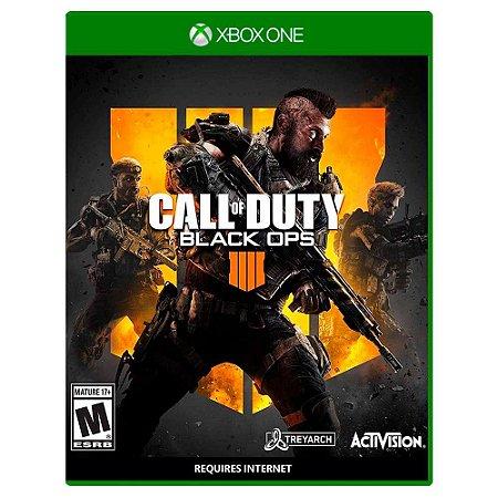 Call of Duty: Black Ops 4 (Usado) - Xbox One
