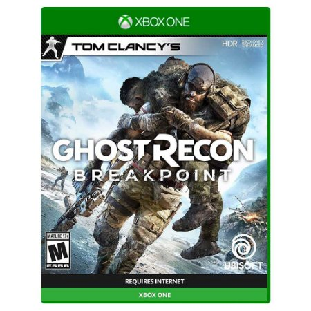 Tom Clancy's Ghost Recon Breakpoint (Usado) - Xbox One