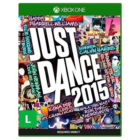 Just Dance 2015 (Usado) - Xbox One
