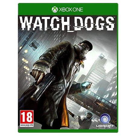 Watch Dogs (Usado) - Xbox One