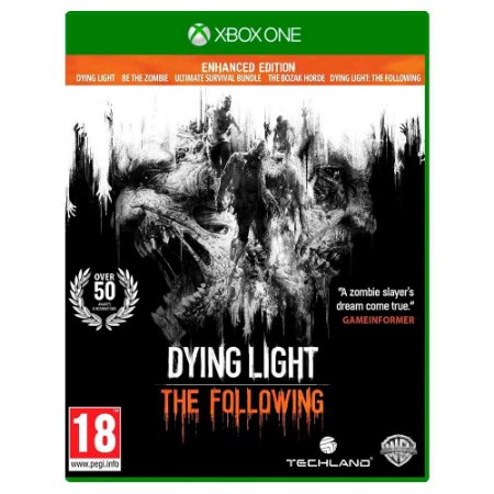 Dying Light: The Following (Usado) - Xbox One