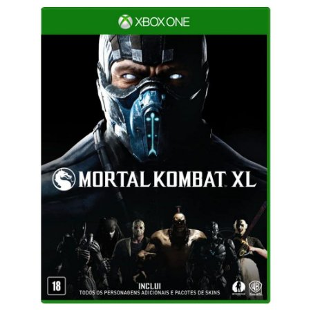 Mortal Kombat XL (Usado) - Xbox One