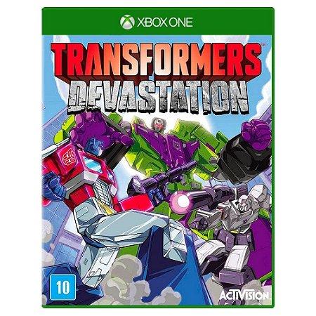 Transformers: Devastation (Usado) - Xbox One