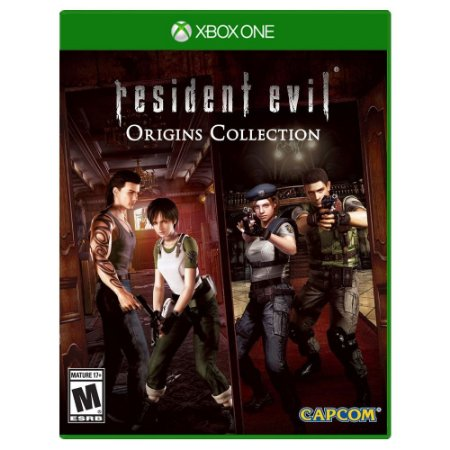 Resident Evil Origins Collection (Usado) - Xbox One