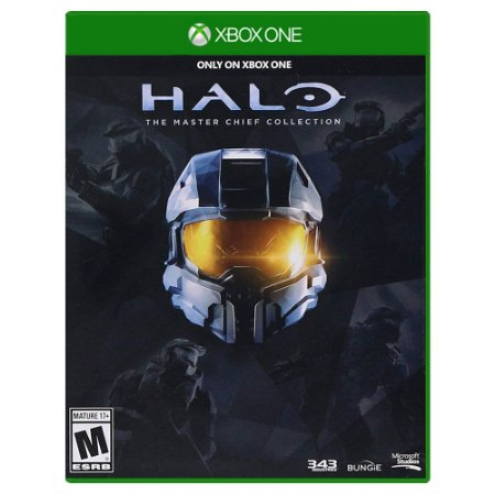 Halo: The Master Chief Collection (Usado) - Xbox One