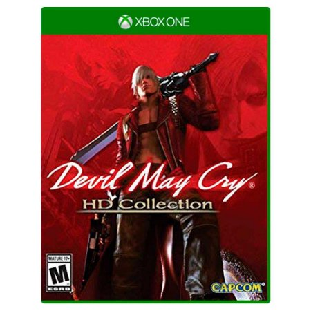 Devil May Cry: HD Collection (Usado) - Xbox One