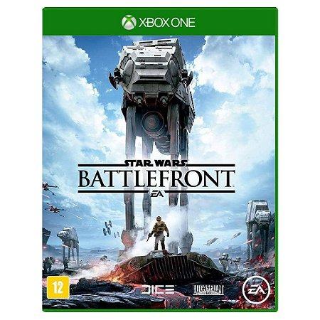 Star Wars: Battlefront (Usado) - Xbox One