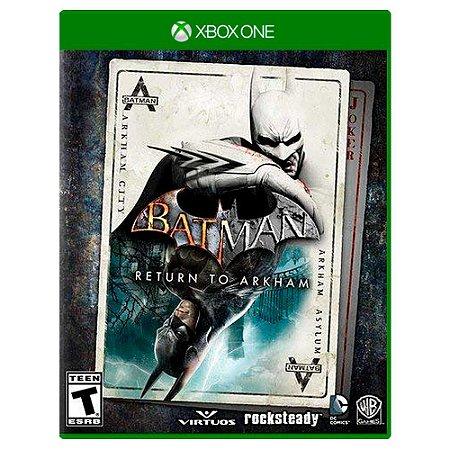 Batman: Return to Arkham (Usado) - Xbox One